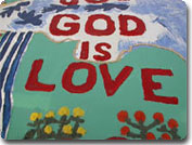 God Is Love 1098