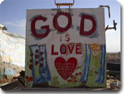 God Is Love 2149
