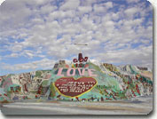 Salvation Mountain 1940